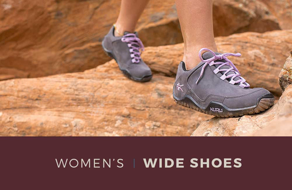 Category banner - Women's Wide Shoes