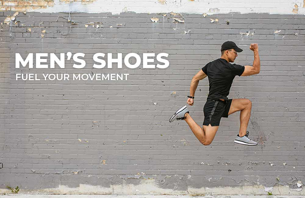Category Banner - Men's Shoes