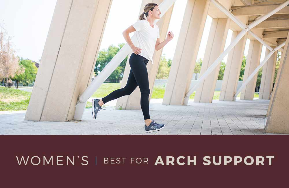 Category Banner - Women's Arch Support