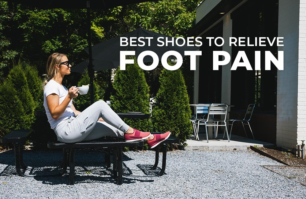 Category Banner - Women's Shoes For Foot Pain